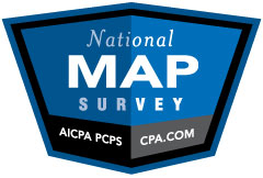 National MAP survey logo