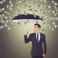 man_under_umbrella_raining_dollars_blog_square_200x200