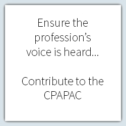 Contribute to CPAPAC