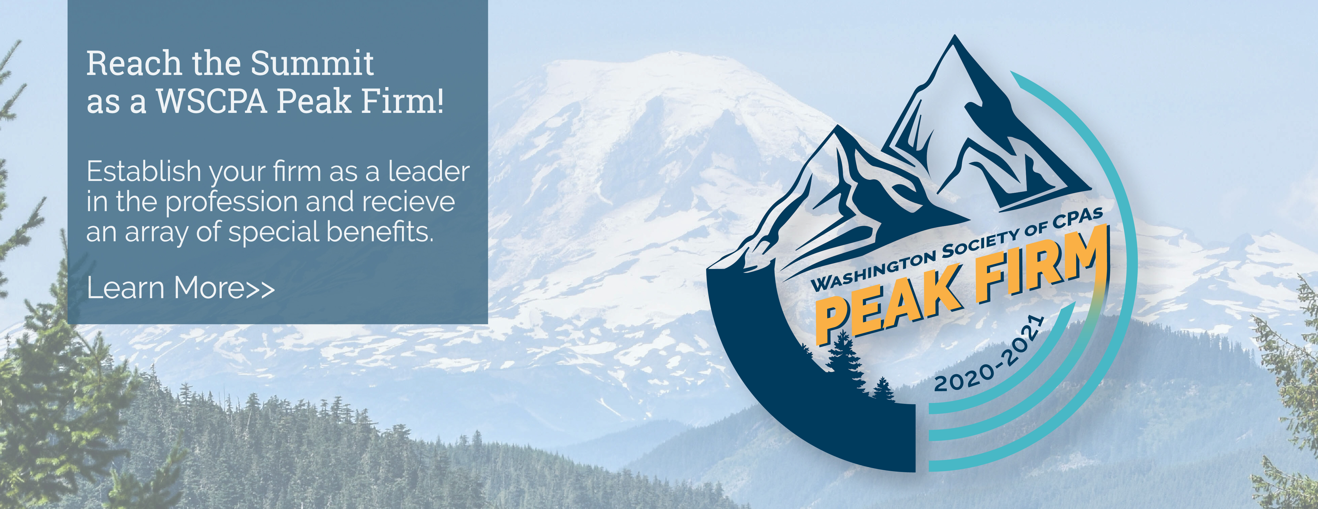 Become a WSCPA Peak Firm