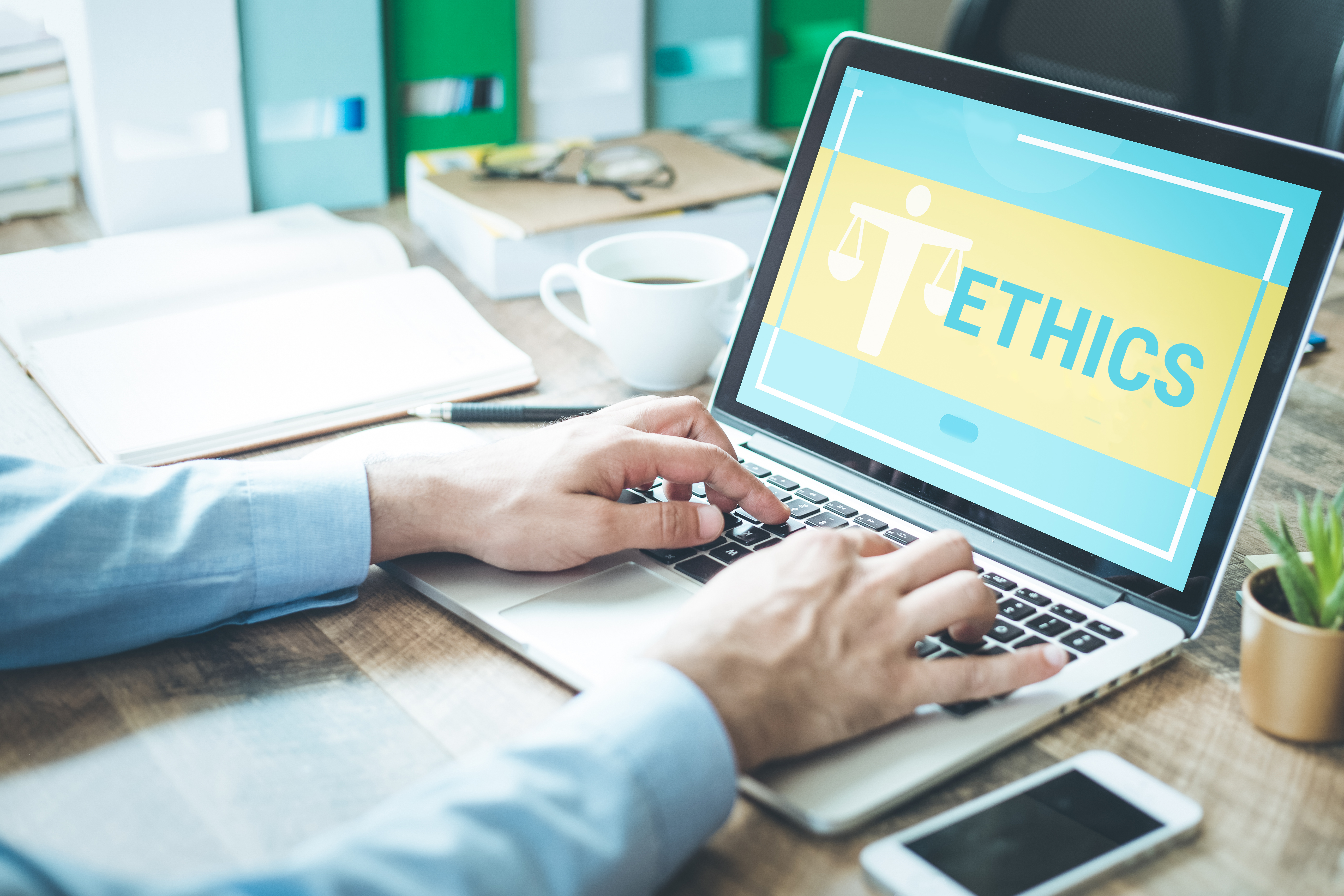 Ethics now available on demand!