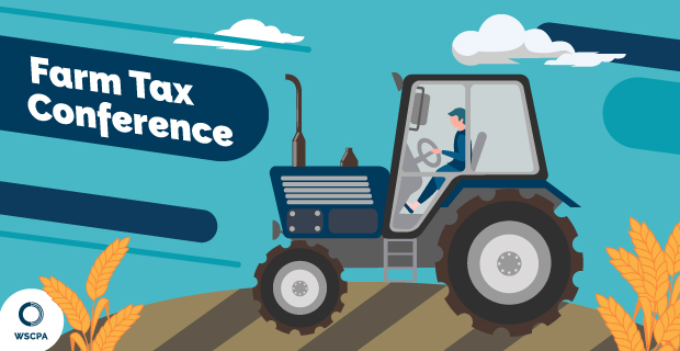 Join us for the 2020 Farm Tax Conference