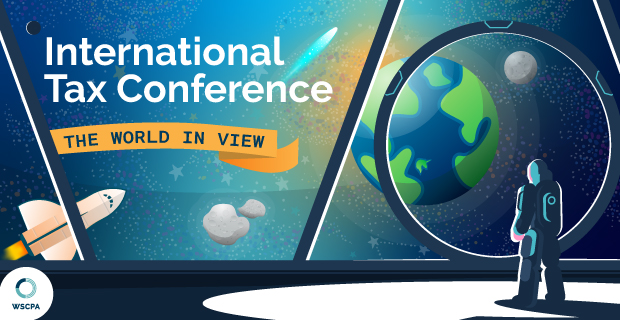 Register today for the International Tax Conference!